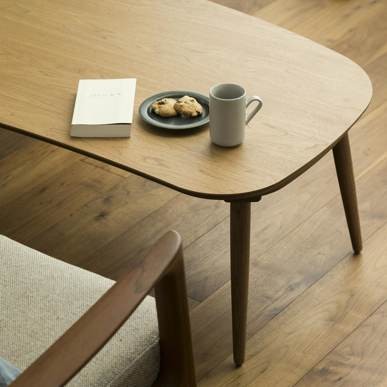 Nichibi Woodworks/こたつテーブル Rasmo 105