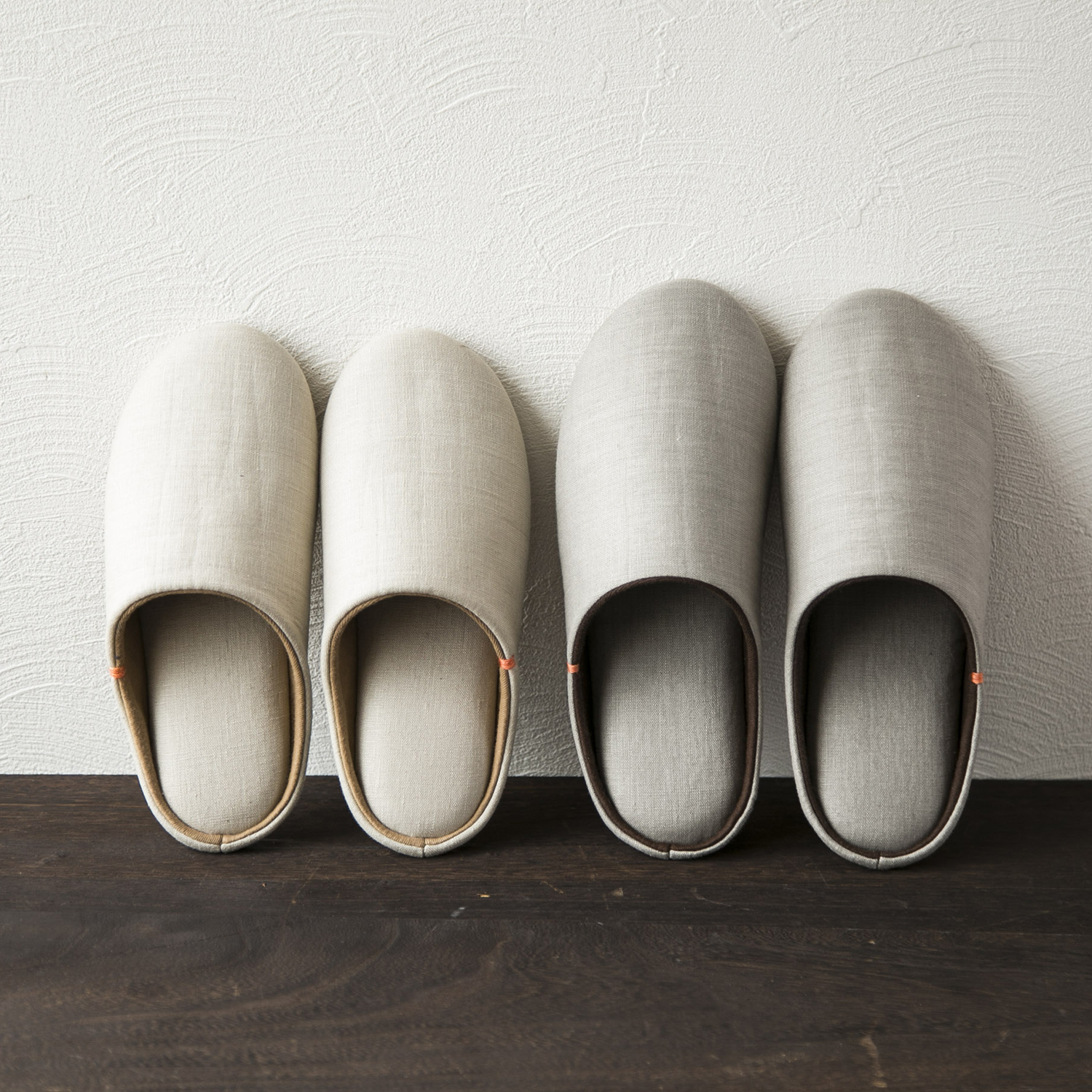 ABE HOME SHOES/ルームシューズ さふら