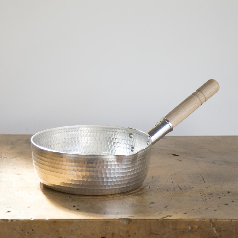 中村銅器製作所/アルミ特製行平鍋 21cm